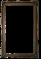 Precut Mirror Frame Stock by maslenitsa
