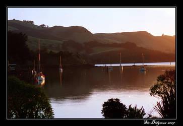 Morning Boats by Sir-Didymus