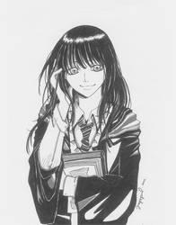 That Ravenclaw Girl by jingsgirl