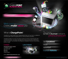 CHARGEPOINT MEDIA Website by rafalhyps