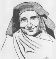 Abu Hasan's Mother by sequentialscott