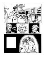 Ferryman, Page 1 by sequentialscott