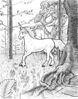 Unicorn by sequentialscott