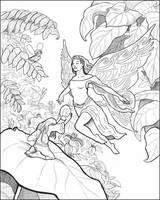 Fairy Queen by sequentialscott