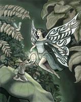 The Fairy Queen by sequentialscott