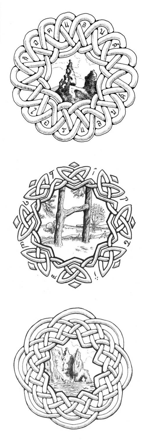 Knotwork in the Skye by sequentialscott