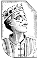 Paladin King by sequentialscott