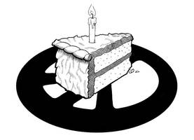 Peace of Cake by sequentialscott