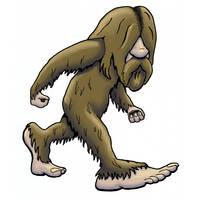 Bigfoot by sequentialscott