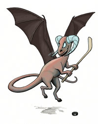 Jersey Devil by sequentialscott