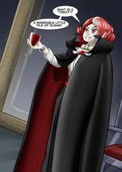 Evil Ashley (Dank Memes) by Plasma-dragon