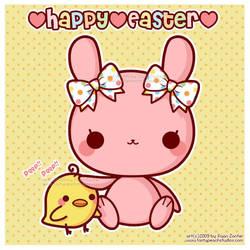 Happy Easter by MoogleGurl