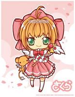 CCS: Sakura-chan by MoogleGurl