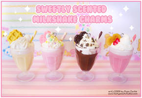 Sweetly Scented Milkshakes by MoogleGurl