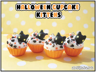 Yummy Halloween Cupcakes by MoogleGurl