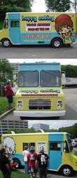HJ: Happy Japan Food Truck by MoogleGurl