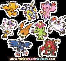 -Digimon World- by MoogleGurl