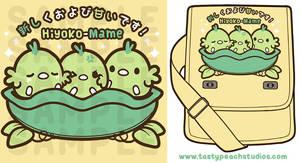TPS: Hiyoko-Mame Messenger Bag by MoogleGurl