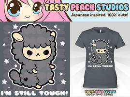TPS: Grumpy Sheep Tee by MoogleGurl