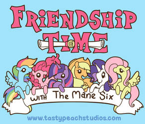 MLP: Friendship Time by MoogleGurl
