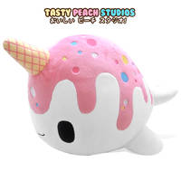 TPS: Nomwhal Ice Cream Narwhal Plush by MoogleGurl