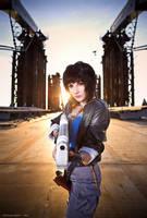 Major Motoko by ilona-lab