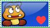 Goombario Stamp by MandiR