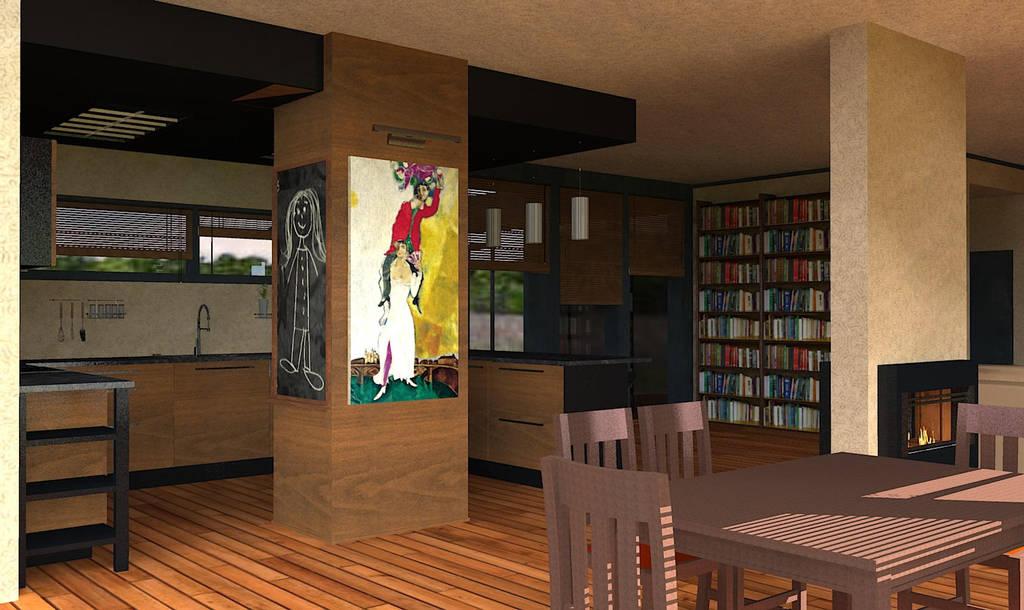 My Kitchen #2 by swirley1618