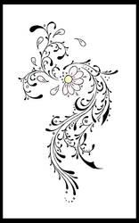 Swirly flowerthingy bla.... by Blastermind