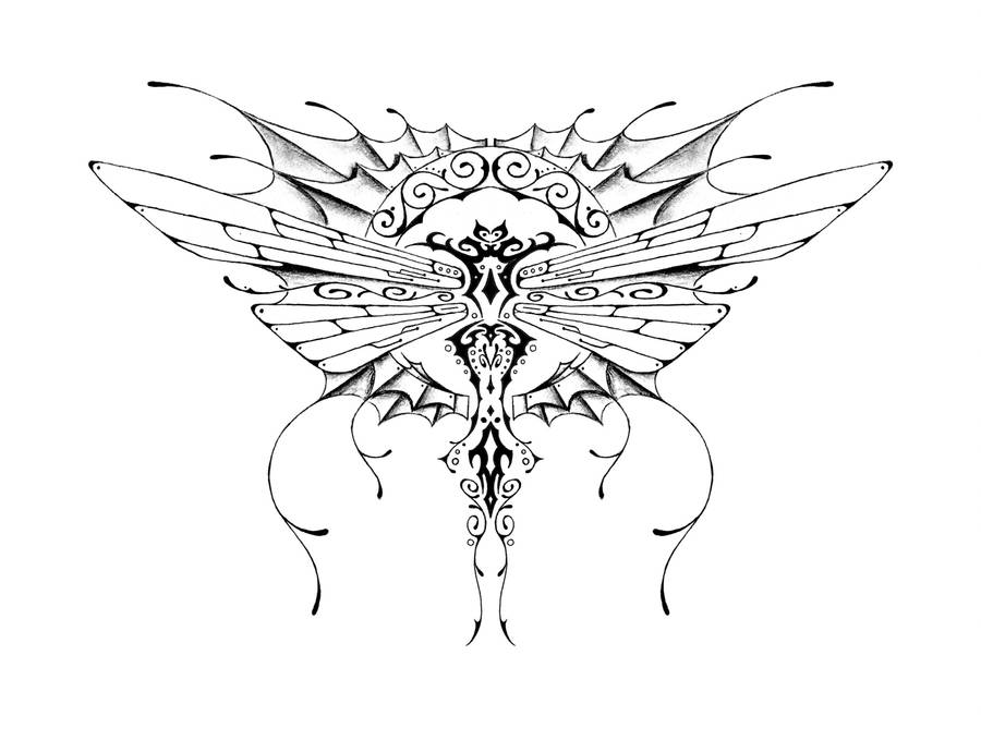 dragonfly by Blastermind