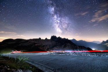 Dolomites pt. I by TheChosenPesssimist
