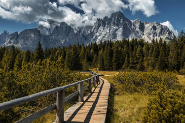 Dolomites pt. III by TheChosenPesssimist