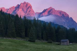 Dolomites pt. VI by TheChosenPesssimist