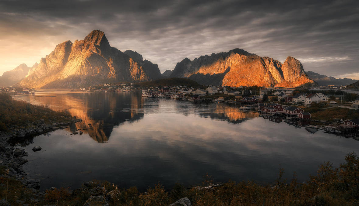 Remote Norway pt. XL by TheChosenPesssimist
