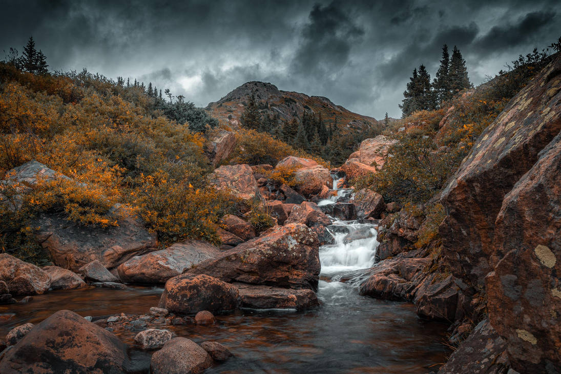 Colorado landscapes pt. IV by TheChosenPesssimist