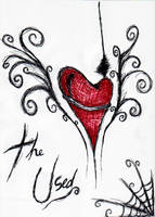 the used heart by gerardlover08