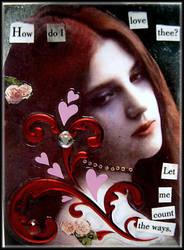 Love Sonnet by Bohemiart