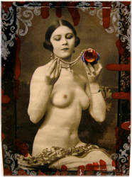 Madame Bathory by Bohemiart