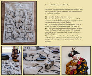 Game Board - Gluckhaus by Ring-A-Ding
