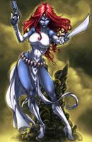 Mystique by pant color practic by SpicerColor