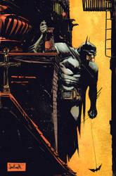 Murphy Batman by SpicerColor