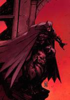 Batman Jacinto by SpicerColor