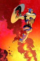 Capt color commission by SpicerColor