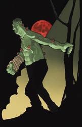 Frankenstein Underground by SpicerColor
