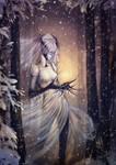 GAIA: winterqueen by avodkabottle