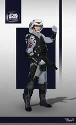 Star Wars ReDesign: Rebel Trooper by Phil-Sanchez