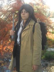 Female Castiel 2 by tsukinomai90