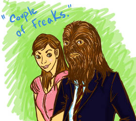 Just a Couple of Freaks by Kiyda