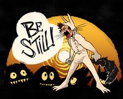 BE STILL by TUVVIN
