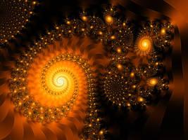 Golden Spiral Variation 1 by GGamson